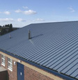 Roofing sandwich panels